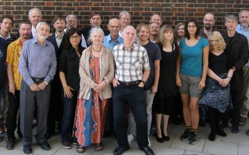 Gatherings in Biosemtiotics Conference, Middlesex University, Hendon, London, July 2014