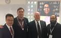 Zhou Liqi, Søren Brier, Paul Cobley, Carlos Vidales and Claudia Jacques